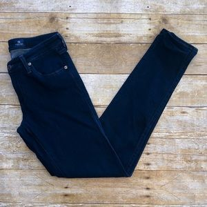 AG The Legging Super Skinny Jeans Dark Wash 29